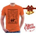 Merry Christmas Camp Half Blood Unisex T-Shirt