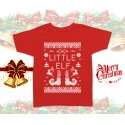 Christmas Elf Kids T-Shirt