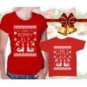 Christmas Elves Matching T-Shirts