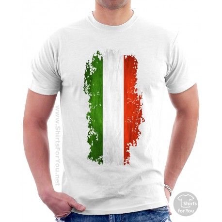 Italy Flag Unisex T Shirt
