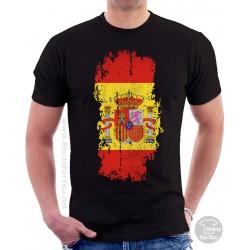 Spain Flag Unisex T Shirt