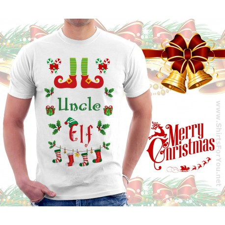 Uncle Elf T Shirt