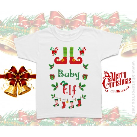 Baby Elf Kids T-Shirt