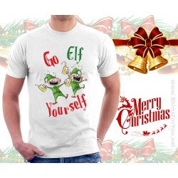 Go Elf Yourself T Shirt