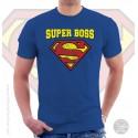 Superman Super Boss Unisex T-Shirt