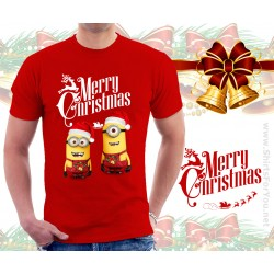 Christmas Minions Unisex T-Shirt