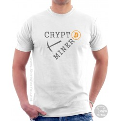 Crypto Miner Unisex T-Shirt