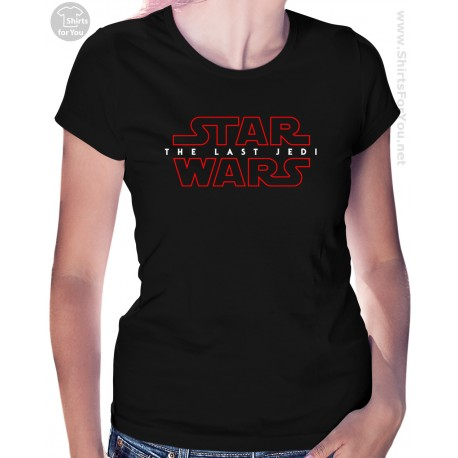 Star Wars The Last Jedi Womens T-Shirt