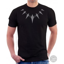 Black Panther T-Shirt, Panther Power 002