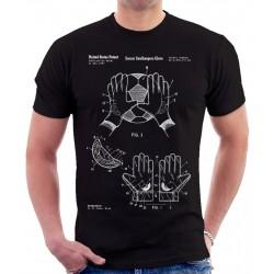 Soccer Goalkeepers Glove Patent T Shirt