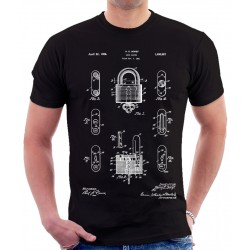 Lock 1924 Patent T-Shirt