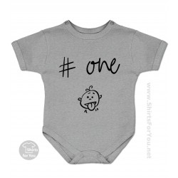 Baby Number One Onesie, I Was Normal 2 Kids Ago Onesie