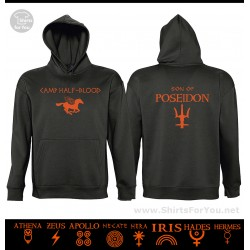Camp Half-Blood Hooded Sweatshirt