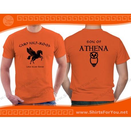 Son of Athena T Shirt