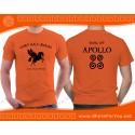 Son of Apollo T Shirt, Camp Half-Blood T Shirt
