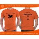 Son of Hermes T Shirt, Camp Half-Blood T Shirt