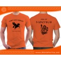Son of Dionysus T Shirt, Camp Half-Blood T Shirt