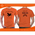 Son of Iris T Shirt, Camp Half-Blood T Shirt