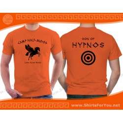 Son of Hypnos T Shirt, Camp Half-Blood T Shirt