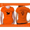Daughter of Aphrodite T Shirt, Camp Half-Blood T Shirt