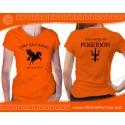 Daughter of Poseidon T Shirt, Camp Half-Blood T Shirt