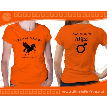Daughter of Ares T Shirt