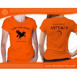 Daughter of Artemis T Shirt