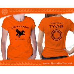 Daughter of Tyche T Shirt