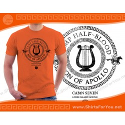 Son of Apollo T Shirt, Cabin 7