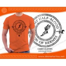 Son of Hermes T Shirt, Cabin 11