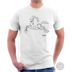 Horse Pablo Picasso T Shirt