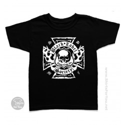 Black Label Society Kids Tee