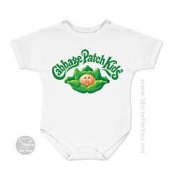 Cabbage Patch Baby Onesie