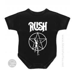 Rush 2112 Baby Onesie