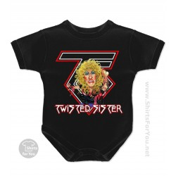 Twisted Sister Baby Onesie