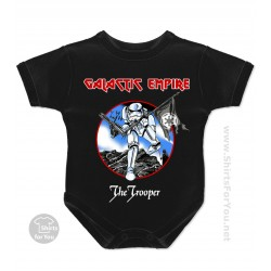 The Trooper Star Wars Baby Onesie