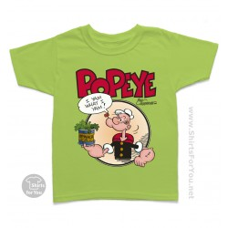 Popeye Kids T-Shirt