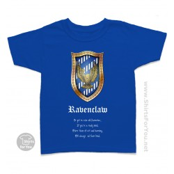 Harry Potter Ravenclaw Kids T-Shirt