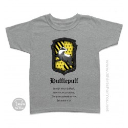 Harry Potter Hufflepuff Kids T-Shirt