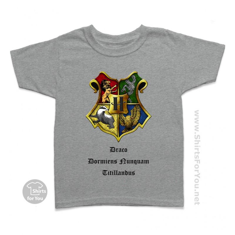 hogwarts kids t shirt