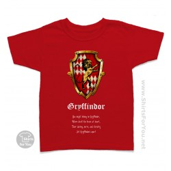 Harry Potter Gryffindor Kids T-Shirt