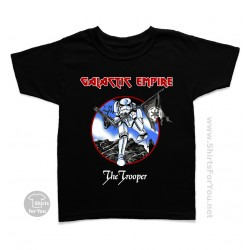 The Trooper Star Wars Kids T-Shirt