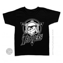 Star Wars Troopers Kids T-Shirt