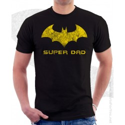 Batman Super Dad Unisex T-Shirt