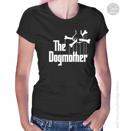 Dogmother Womens T-Shirt